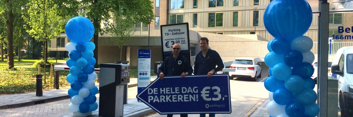 Gezocht! Parking promotors M/V